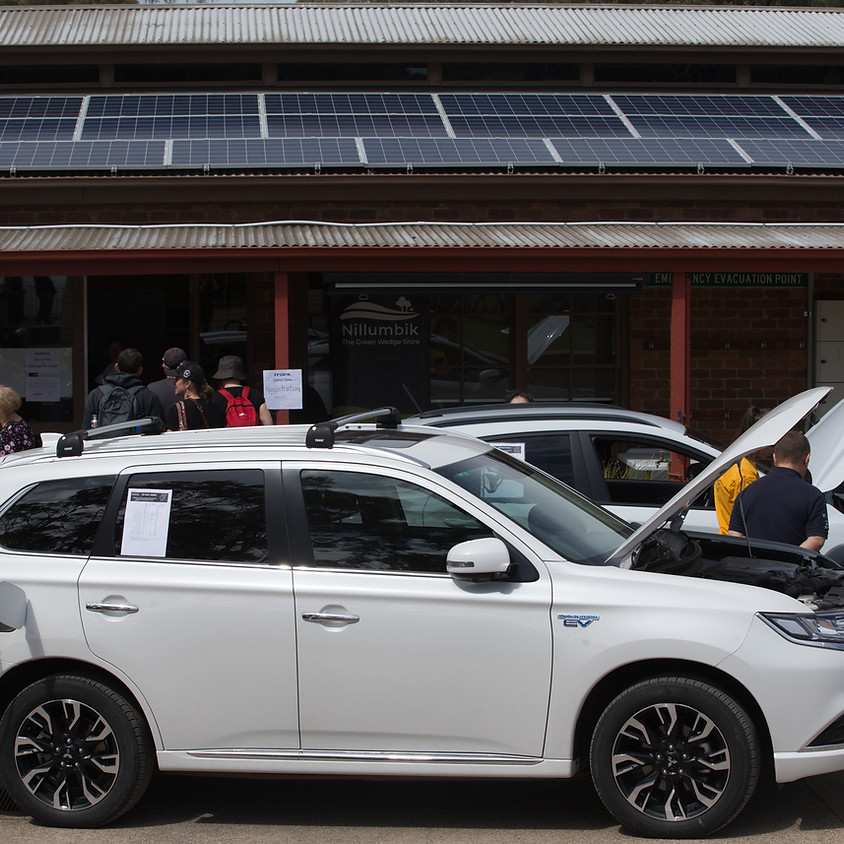 Nillumbik Electric Vehicle Forum