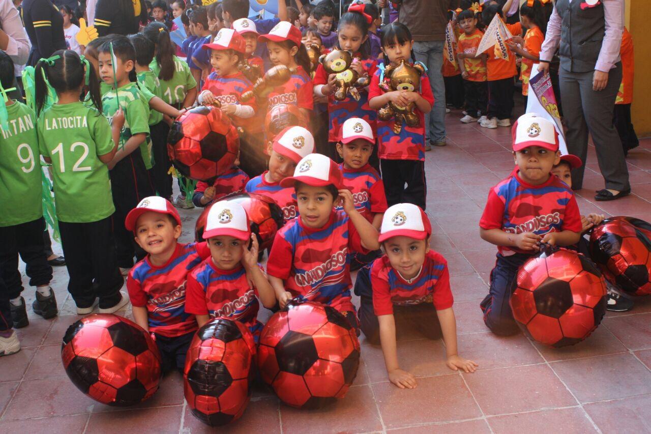 futbol interno inauguracion kinder 38