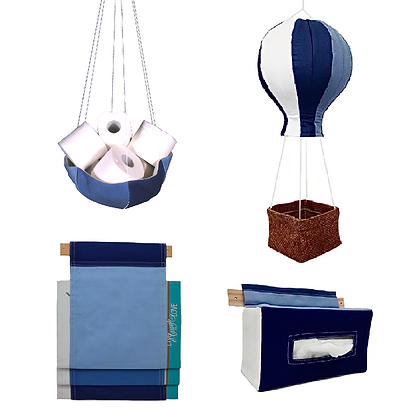 Up Up n Away Product Set : Blue