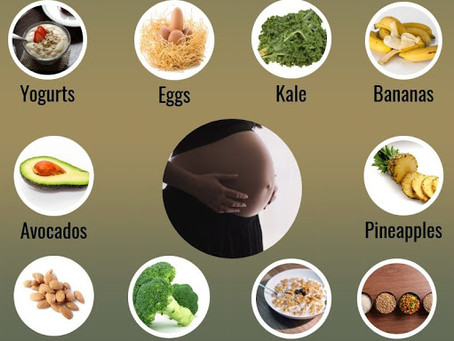 Pregnancy Superfoods