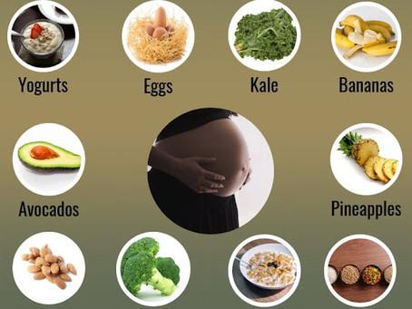 Pregnancy Superfoods