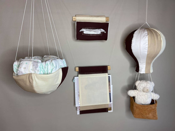 Up Up n Away Product Set : Beige
