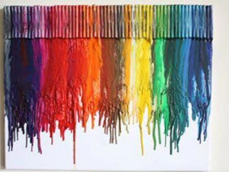 Crayon Canvases