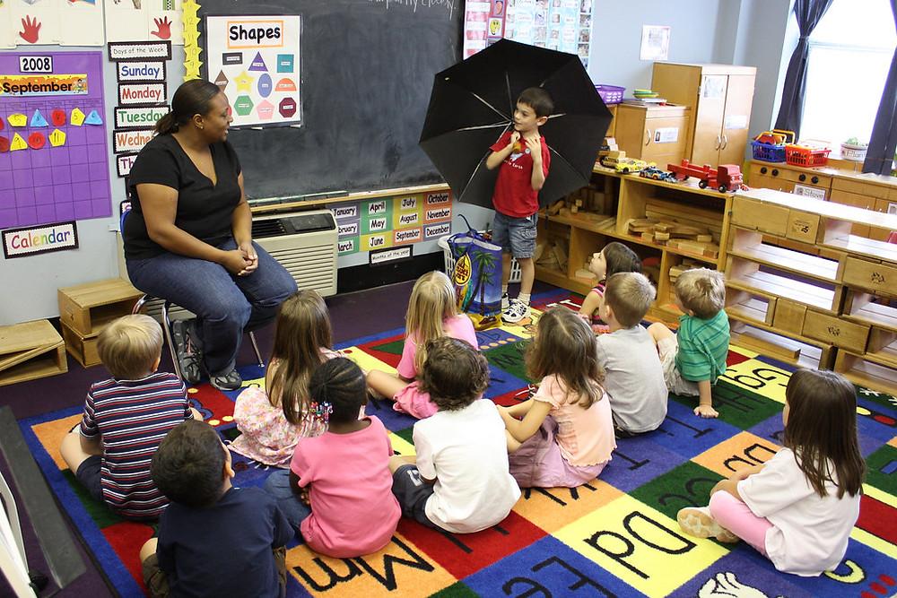 school age behaviour school yard teachers classmates friendships routine rules learning