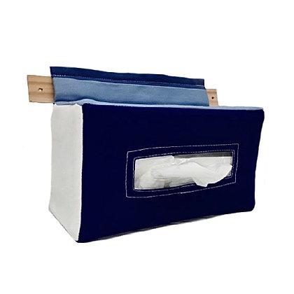 Baby Wipes / Tissue Holder : Blue