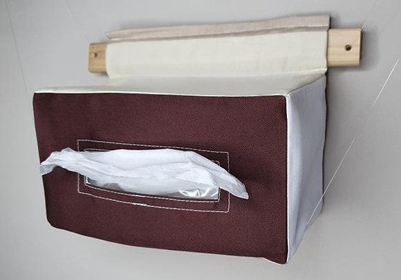 Baby Wipes / Tissue Holder : Beige
