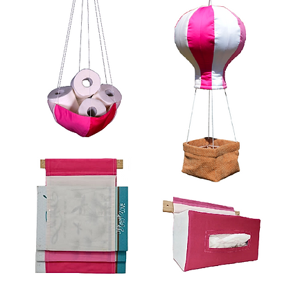 Up Up n Away Product Set : Pink