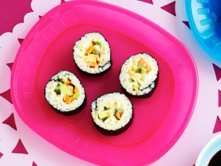 Sushi- California Rolls