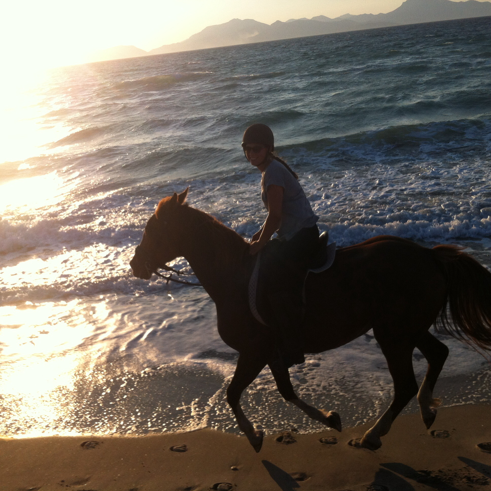 Exclusive Horse Riding Tours Kos Greece Salt Lake Stables