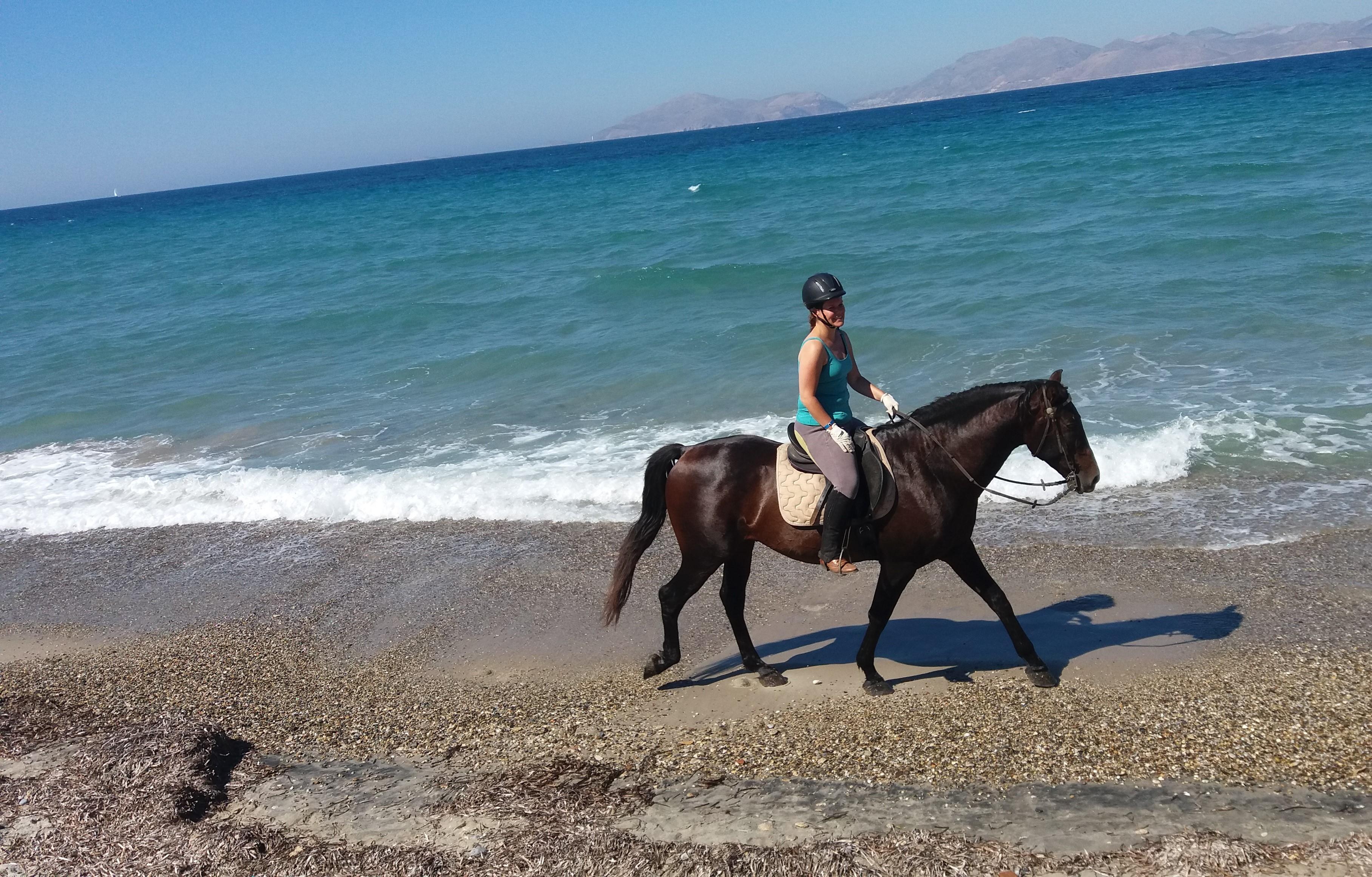 Exclusive Horse Riding Tours Kos Greece Salt Lake Stables