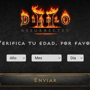 RESEÑA DIABLO II: RESURECTED