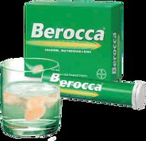 Berocca B-Vitamin-Präparat
