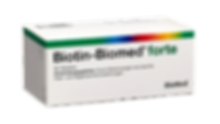 Biotin-Biomed forte