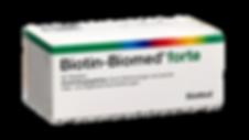 Biotin Biomed forte