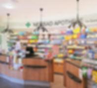 Neubad Apotheke & Drogerie, Kundenkarte