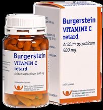 Burgerstein Vitamin C