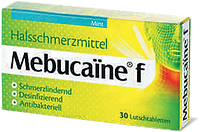 Mebucaine f