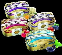 Grether's Pastilles Halstabletten
