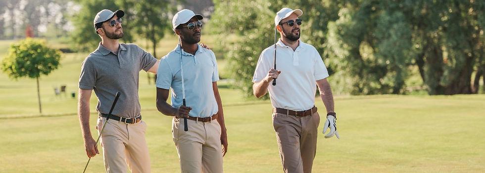 Male Golfers