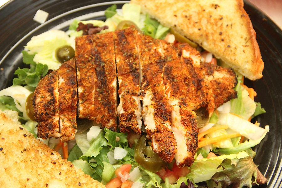 Cornerstone's Cajun Chicken Salad