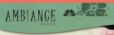 Ambiance Salon & Spa Logo