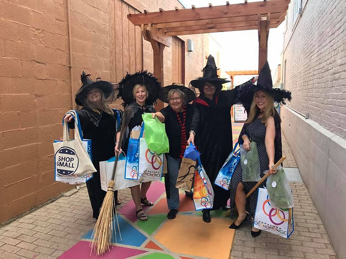 Witches Night Out in Oconomowoc