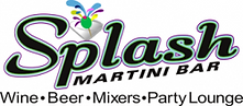 Splash Martini Bar Logo