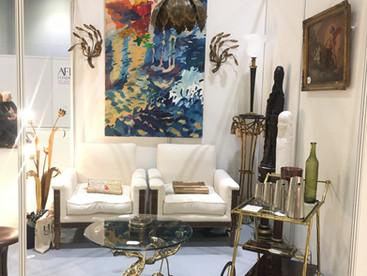 Art Antiques Interiors Fair in London