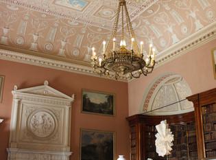18世紀デザイン巨匠達による豪華なお屋敷:Harewood House