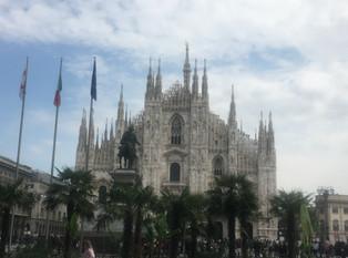 ミラノの思い出1