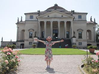 北イタリア Andrea PalladioのVillaを巡る旅