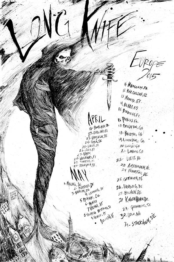 LONGKNIFE EUROPE 2015