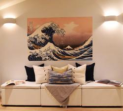 Hokusai Wall Paper