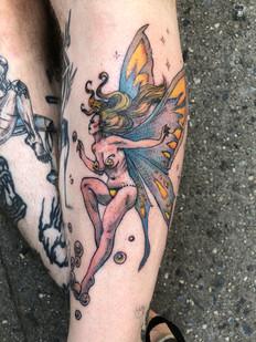 Frazetta Fairy