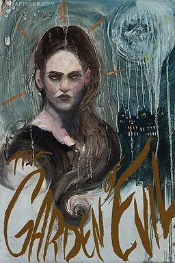 gothic art, goth, pulp, paperback cover, tanya finder, tanya finder art, art, illustration