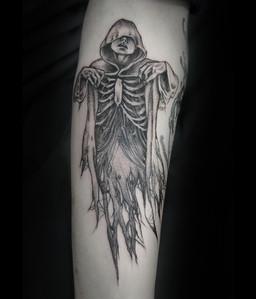 Whelan tattoo