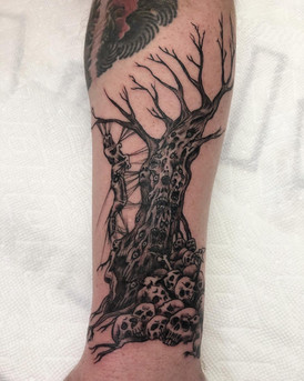 Lovecraft Tree
