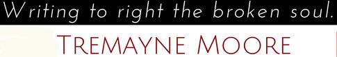 Author Tremayne Moore