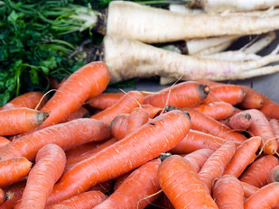 Beta karoten i vitamin A
