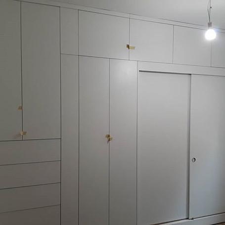 Closet design and build by amoco home im