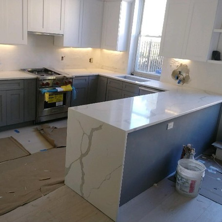 Kitchen remodeling by Amaco Brooklyn ny