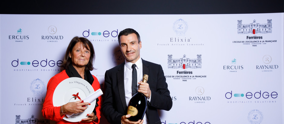 MAJESTIC HOTEL & SPA BARCELONA AND FORTE VILLAGE RESORT WINNERS OF THE PRIX VILLÉGIATURE AWARDS 2019