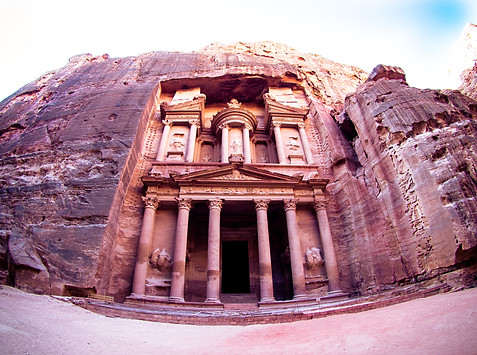 Treasury Petra in full
