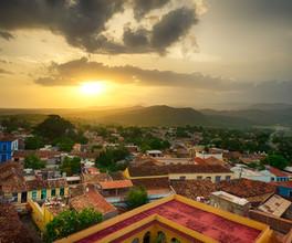 Trinidad Sunset