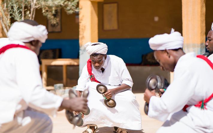 Desert musicians