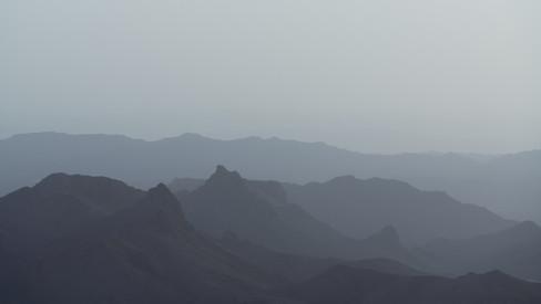 Al Hajar Ranges