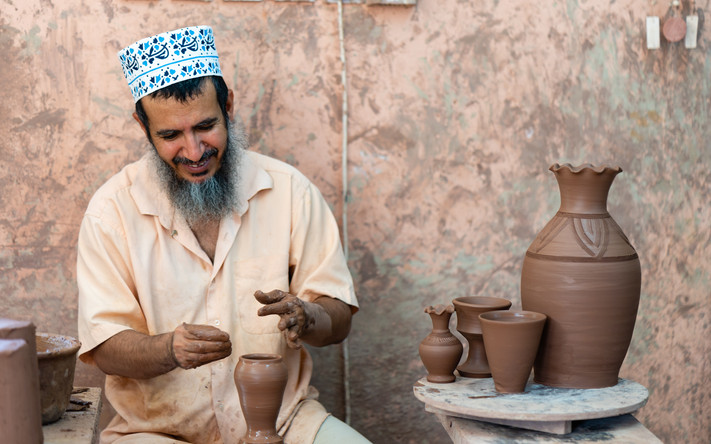 Omani Pottery