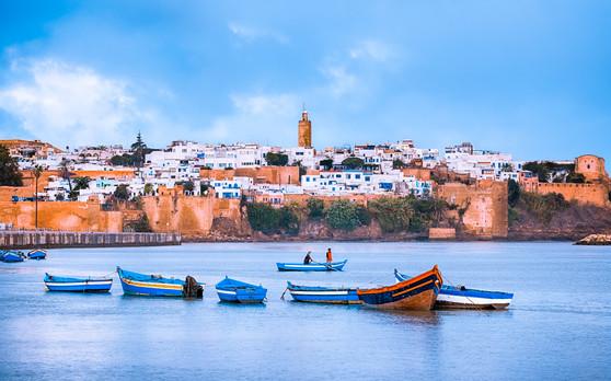 Rabat river crossing