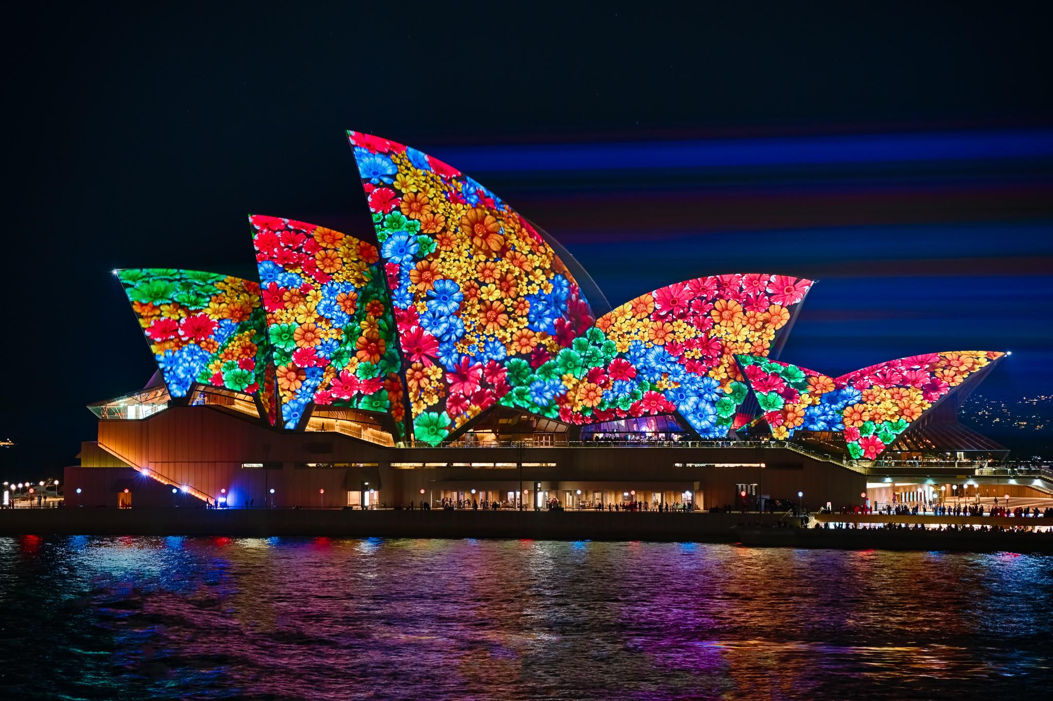 Vivid Sydney Photography workshop
