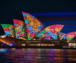 Vivid Opera House